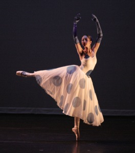 "Ballet of the Foothills ""On The Blue Danube"""